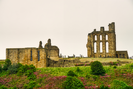 Tynemouth Castle and Priory, Tyne, and Wear