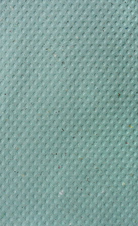 toweling: Green paper napkin texture.  Stock Photo