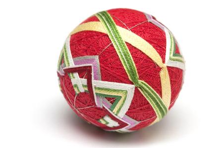 Embroidered Ball Temari