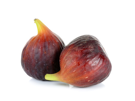 fig isolated on the white background .