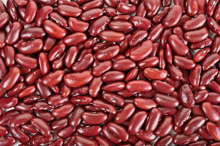 borlotti beans: Red bean pattern as background texture . Stock Photo