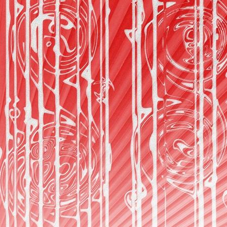 dragon rouge: abstraite de style dragon rouge chinois de fond