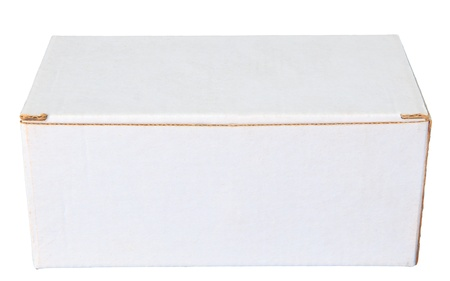 white paper box photo