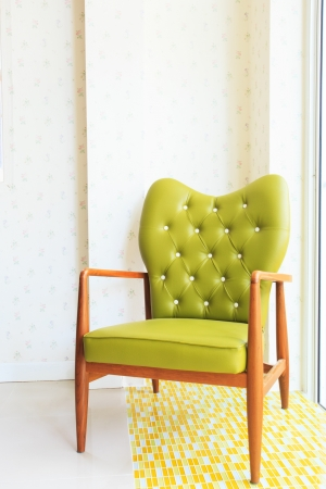 Green Chair In Living Room Photo Part 97