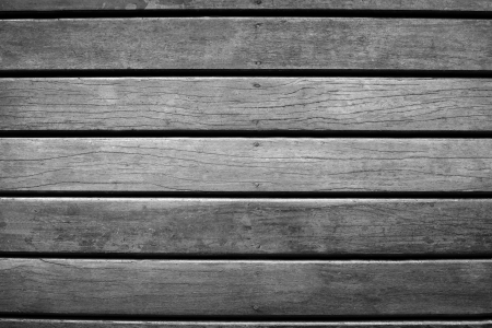black and white wood texture background Stock Photo - 15754607