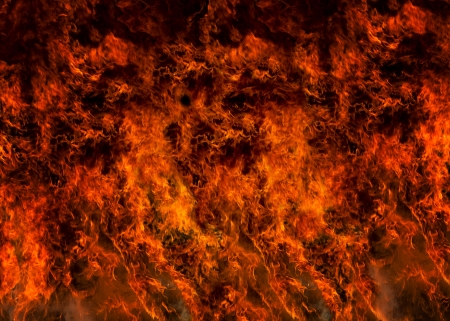 full frame: fire flaming full frame use for multipurpose background