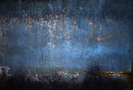 blue dirty grungy background use for multipurpose Stock Photo - 18936105