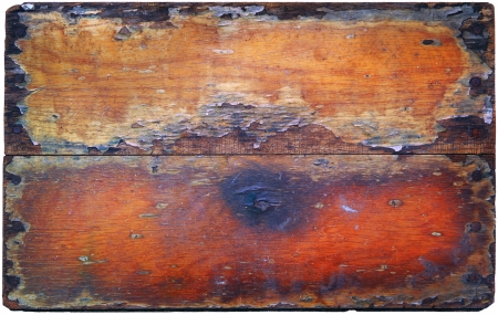 old wood with damage on texture  use for grungy and dirty texture Stock Photo - 20305677