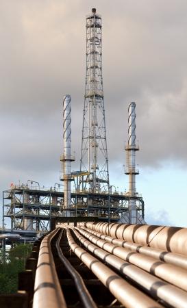 industria petroquimica: refiner�a de tuber�a de l�nea para uso t�pico industria petroqu�mica