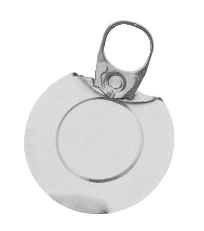 file of can cap isolated white photo