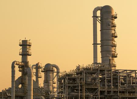 industria petroquimica: tubo exterior de la industria petroquímica