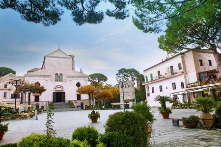 Cathedral Duomo church of Ravello ,Amalfi coast mediterranean sea south italy