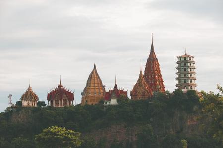 wat thumseau temple kanchanaburi thailand one of most popular traveling destination 스톡 콘텐츠 - 119350202