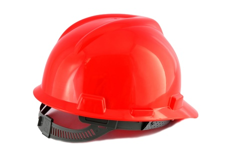 the precaution: Safety cap Stock Photo