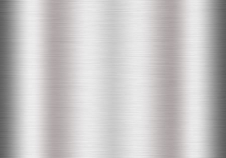 brushed aluminium: metal texture background