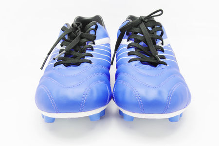 football boots: Football boots on the background