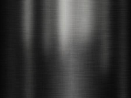 texture en acier inoxydable ou en métal texture de fond