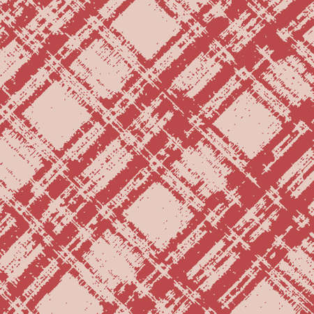 fabric pattern texture background.  Checkered plaid texture.