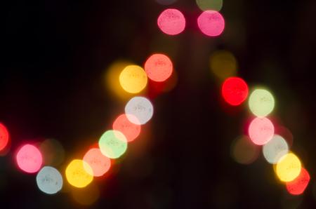 Bokeh light Stock Photo