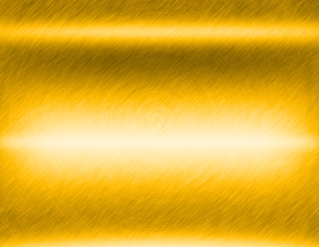 Abstract gold metal background