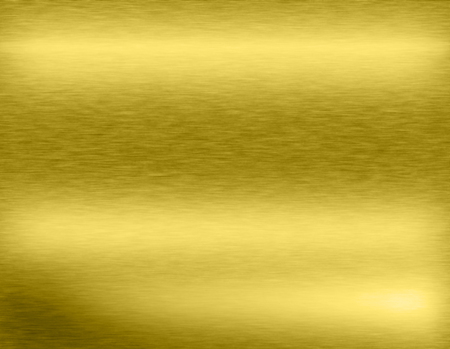 aluminium: Abstract gold metal background