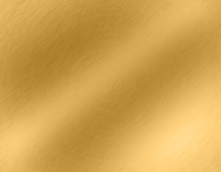 gold textured background: Gold metal brushed background or texture of brushed steel plate with reflections Iron plate and shiny