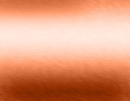 brushed steel: Copper bronze metal background or texture of brushed steel plate with reflections Iron plate and shiny Stock Photo