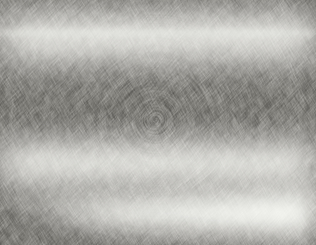 sheet metal: Stainless steel metal brushed background or texture of brushed steel plate with reflections Iron plate and shiny