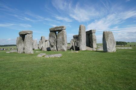 Stonehenge, a prehistoric monument Editorial