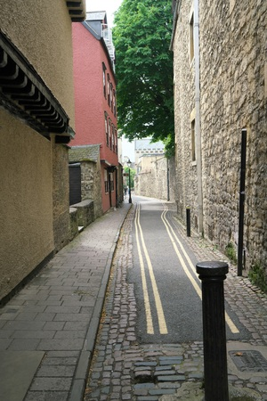 Oxford Magpie Lane