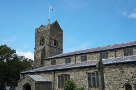 St Martins Church, Bowness-on-Windermere