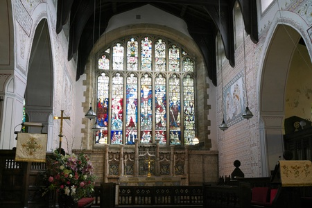 cumbria: St Martins Church, Bowness-on-Windermere