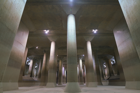 The Metropolitan Area Outer Underground Discharge Channel