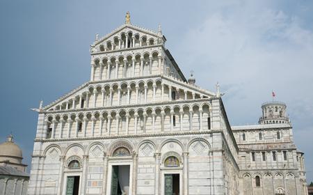 Pisa Cathedral or Cattedrale Metropolitana Primaziale di Santa Maria Assunta, Pisa