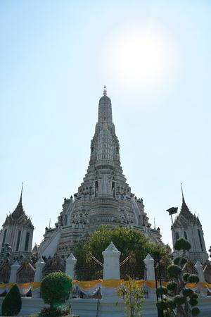 Bangkok,Thailand-December 6, 2019: Wat Arun in Bangkok, Thailand 写真素材 - 135605702