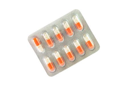 pellet: Blister pack and Pellet in capsule