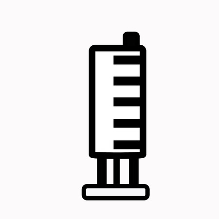 provexemplar: Vector of injection syringe