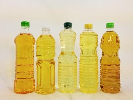 Cooking oil Reklamní fotografie