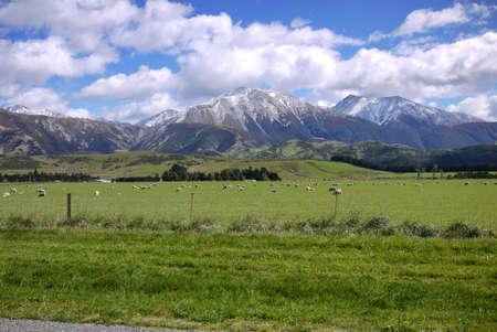 Arthurs Pass,New Zealand
