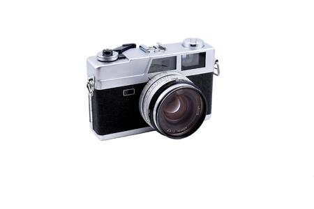 rangefinder film camera