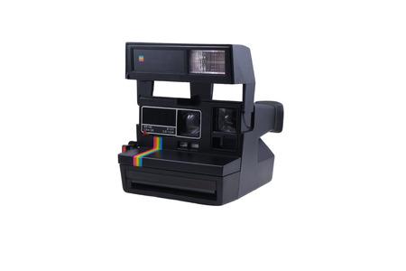polaroid camera Reklamní fotografie
