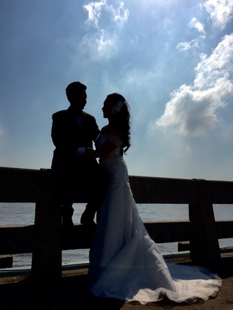 Shadow Lover Couple pre wedding