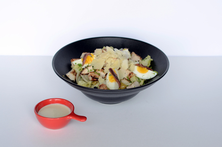 Asian continental Thai and Italian cuisine Presentation of different food recipes Restaurants menu and serving
