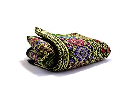 thai motifs: Woven fabric