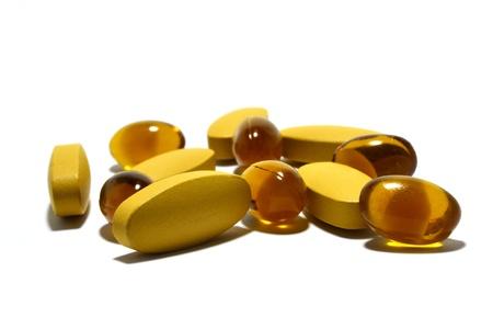 Vitamin and Fish oil