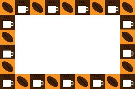 vertica: Coffee frame