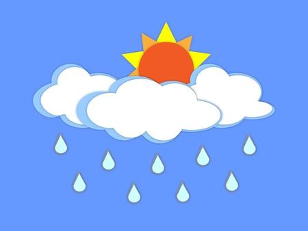 raining photo