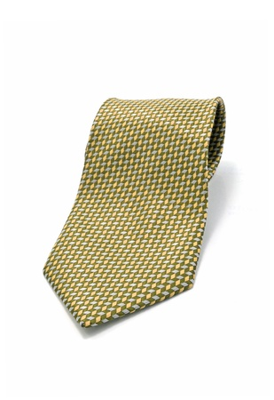 necktie on a white background Stock Photo - 13606952