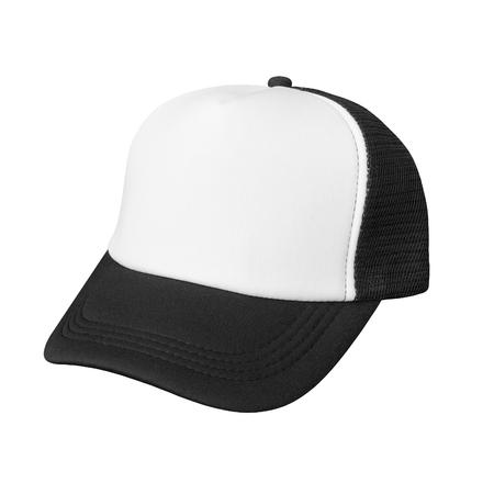 fashion cap isolated on white background