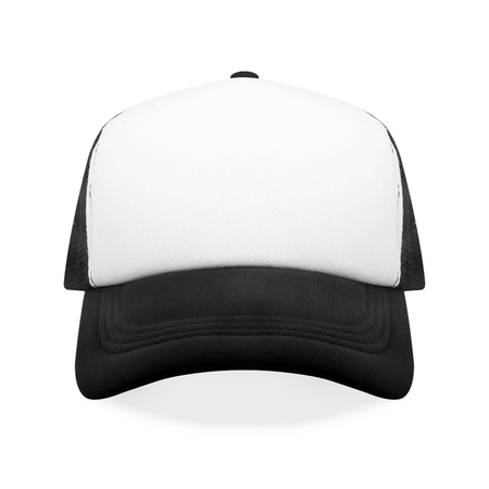 fashion cap isolated on white background